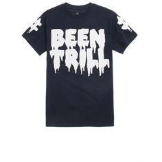 3fe3494c2ef5 Been Trill Trill T-Shirt ( 30) ❤ liked on Polyvore featuring mens