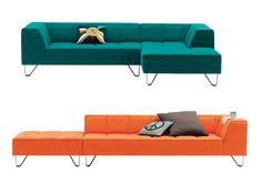 bright BoConcept sofas