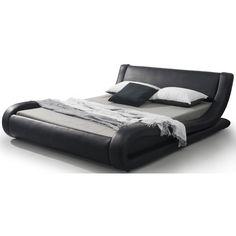 Container Upholstered Platform Bed | AllModern