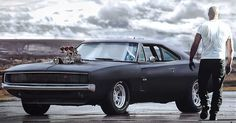 Dodge Charger R/T 1970 de Dominic Toretto (Vin Diesel) é um dos ...