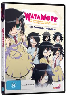 Our review Anime Watamote distributed by Hanabee is live! Read on below to find out what we thought of it!