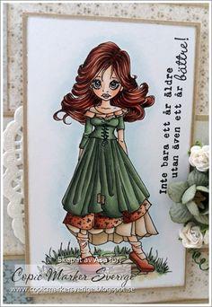 Skin: E11-21-00-000-R20-11 Hair: E29-18-15-13-11 Green: BG99-96-93-21 Petticoat / Shoes: E18-15-13-11 Long Skirt: E43 -42 -41 Heaven: BG000 ...
