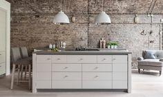 Limehouse Kitchen   Neptune. Nice contemporary kitchen for farmhouse
