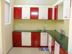 Modular Kitchen With