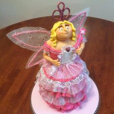Fairy princess Gru from Despicable me 2. Mud cake, home-made modelling chocolate and edible lace sugar veil. 100% edible and delicious. #homemademodellingchocolate #fairyprincessgru #gru #despicableme #despicableme2 #modellingchocolate   #chocolate #minions #chocolatefigures #despicablemebirthday #fairyprincess #homecooking #sugarveil #lace #ediblelace #bosslace #Cadbury #minionsbirthday #edibleart #sculpting