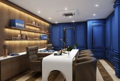 Image result for office md cabin designs | Office interior ...