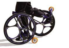 chariot-skates