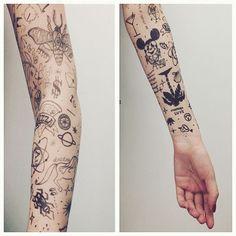 tatuajes joven sketches