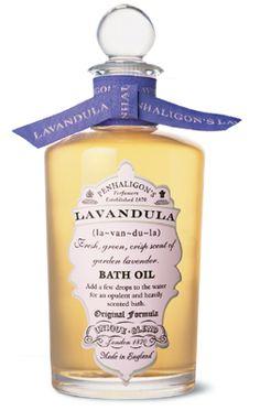 Penhaligon's Lavandula Bath Oil