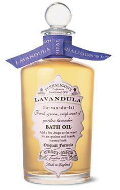 Penhaligon's Lavandula Bath Oil