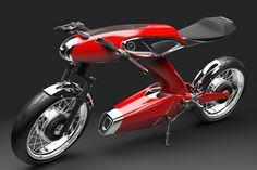Dans les années 60, Honda décide de sortir une moto légère, économique et idéale pour les zones rurales. Le succès de la Super 90 est presque instantané, elle est aujourd'hui une référence et une pièce incontournable de la marque Honda.  Pour célébrer les 50 ans de cette mythique Honda Super 90, le designer Igor Chak nous livre ce concept qui reprend les standards esthétiques de son aïeul