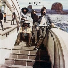 The Byrds - Untitled 1970
