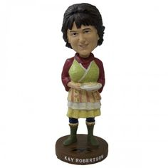 Duck Dynasty Miss Kay Bobblehead