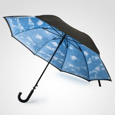 Blue Sky Umbrella from Firebox.com