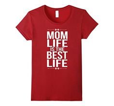 Women's Best Gift for Mother's day Mom life is the best l... https://www.amazon.com/dp/B06Y2BH2FN/ref=cm_sw_r_pi_dp_x_9mC5ybGXYZPHM