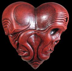 Valentine conjoined by chet zar via hi-fructose