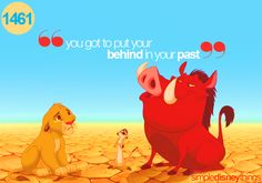 you gotst it pumba