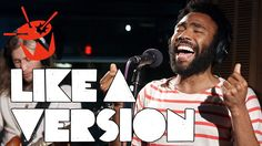 Childish Gambino covers Tamia 'So Into You' for Like A Version - YouTube
