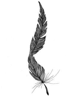 Feather Tattoos Designs, Ideas
