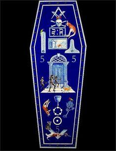 Modern art inspired by secret society memorabilia Masonic Art, Masonic Symbols, Odd Fellows, Jesus Painting, Freemasonry, Knights Templar, Horror Art, Sacred Geometry, Occult
