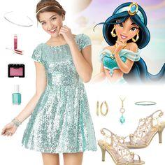 Princess Jasmine - Disney Inspired Fashion
