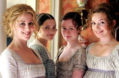 Lost in Austen  Morven Christie and Ruby Bentall