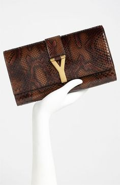 ysl clutch .. My next splurge I promise you. | Taste For Style ...