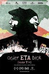 Asier eta biok (Asier y yo) [DVD] Cgi, Cinema Architecture, Social Web, Movie Posters, Movies, Pamplona, Madrid, Alicante, Menu