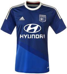 Olympique Lyonnais 2014-15 adidas Away