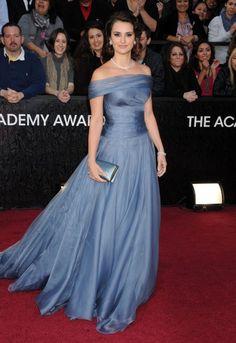 Penelope Cruz en Armani Privé aux Oscars