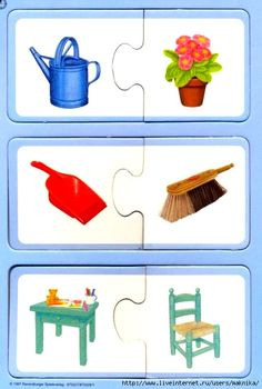 Associer Preschool Learning, Kindergarten Worksheets, Preschool Activities, Montessori Materials, Teaching Materials, Things That Go Together, Nursery Activities, Gross Motor Activities, Learning Through Play