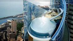 According to Sky.com, the Sky Penthouse could list for £256 million (around $387M) when it hits the market next year, which would make it the world's most expensive penthouse.