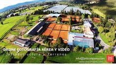 Drone Infraestructura y Terrenos.