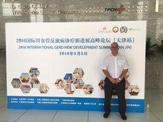 Peptest in China: Professor Dettmar meets key researchers
