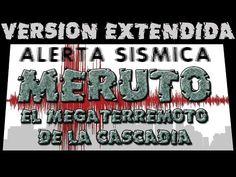 MERUTO - EL MEGATERREMOTO EN LA CASCADIA (SIMULACIÓN CORTA) - YouTube