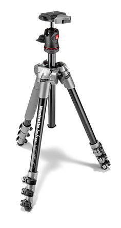 Manfrotto MKBFRA4D-BH Befree Travel Tripod
