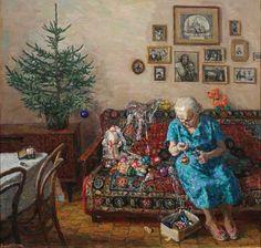 21 картина, наполненная волшебством и радостью Нового года . Обсуждение на LiveInternet - Российский Сервис Онлайн-Дневников