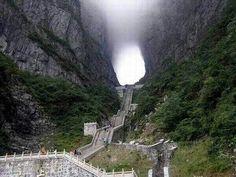 Puerta hacia el cielo