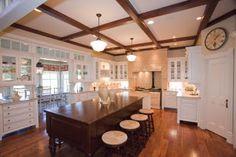Gothic Revival Kitchen