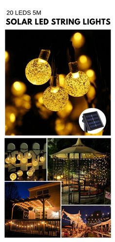 Mosaic Glass Outdoor Solar Power Light Color Changing Lawn Ball Lantern Led Light Yard Garden Holiday Decoration Lighting Lamps Yet Not Vulgar Security & Protection