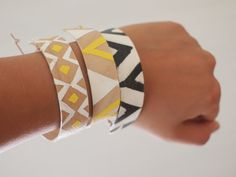 Make Popsicle Bracelets