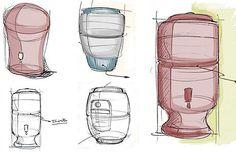Home Website Leonardo Romeu - Lead Industrial Designer   Projeto Purificador TRADITION