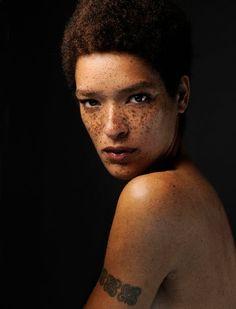 Nikia Phoenix (model) on her Natural Hair Journey | Curly Nikki | Natural Hair Styles and Natural Hair Care