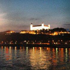 Bratislavský hrad   Bratislava Castle v Prešporok, Bratislavský kraj