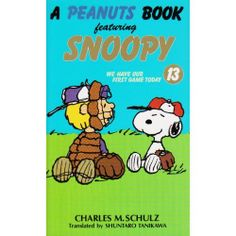 A peanuts book featuring Snoopy (13)