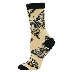 Mermaid Lullaby Small Candy Casual Cotton Crew Socks Cute Funny Sock,great For Sports And Hiking