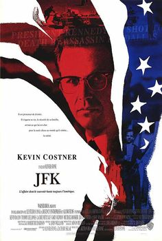JFK ....Oliver Stone's controversial examination of the Kennedy assignation