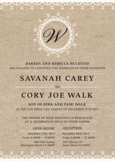 136 best lds wedding invitations images on pinterest bridal wedding invitation ideas utah announcements utahannouncements stopboris Image collections