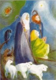 Image result for christmas painting waldorf