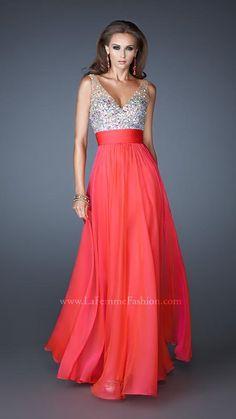 La Femme 18669 | La Femme Fashion 2014 - La Femme Prom Dresses - Dancing with the Stars